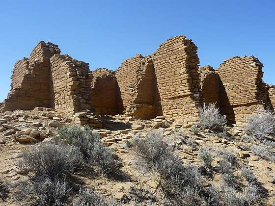 The ruins of New Alto